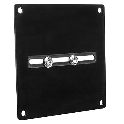 Universal Replica cinturón perchero de pared (color negro ...