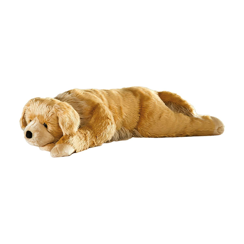 B.Boutique Golden Retriever Polyester Body Pillow