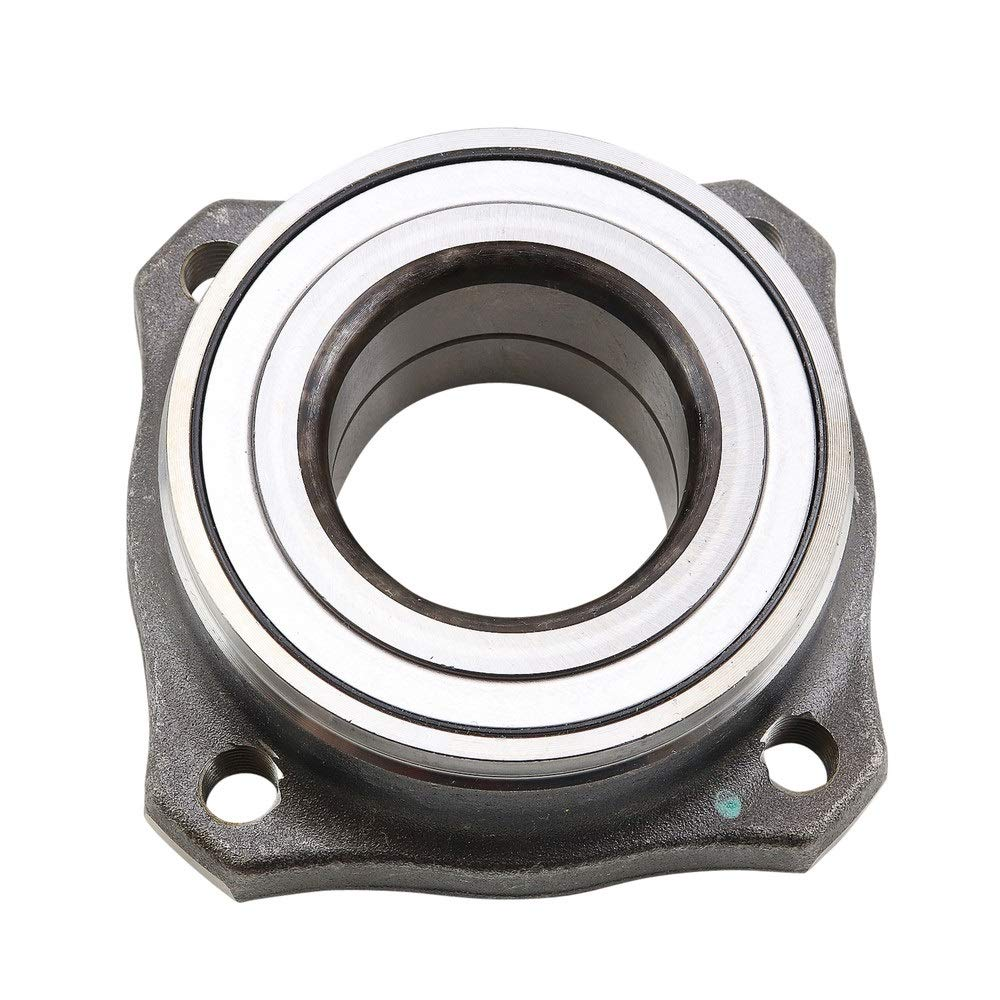 Note: AWD RWD Left and Right Included with Two Years Warranty - Two Bearings 2015 fits BMW X3 sDrive28i, xDrive28d, xDrive28i, xDrive35i Rear Wheel Bearing Assembly