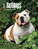 Bulldogs 2018 6 x 7.75 Inch Weekly Engagement Calendar, Animals Dog Breeds Terriers (Multilingual Edition)
