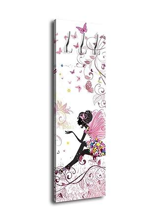 wandmotiv24 Perchero con diseño schmegerli ngselfe G326 40 x 125 cm – Perchero de Pared Cuento Infantil niña