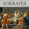 Sokratische Gespräche: aus Xenofons denkwürdigen Nachrichten Hörbuch von  Xenofon Gesprochen von:  Sokrates, Andreas Dietrich