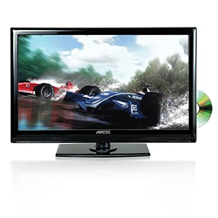 Review AXESS TVD1801-19 19-Inch LED