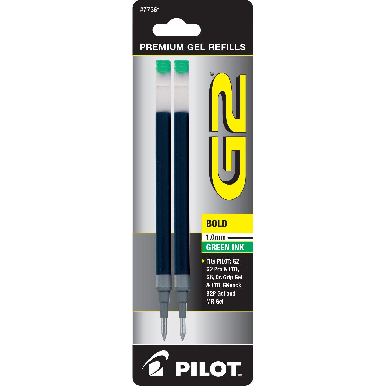 Recarga Tinta Pilot Grueso Verde (77361) [2un.]