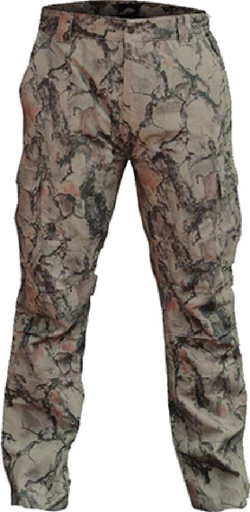 Natural Gear 6 Pocket Tactical Fatigue Pant for Men and Women, Lightweight Hunting Pants, Made with Cotton/Poly Ripstop Material (Medium) by Natural Gear