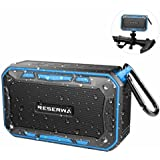 Amazon Price History for:Reserwa Bluetooth Speakers with Bike Mount IPX7 Waterproof Outdoor Speaker TWS Pairing Function, Louder Volume 6W, Enhanced Bass Wireless Speaker Built-in Mic Portable Speaker for Beach Shower (Blue)