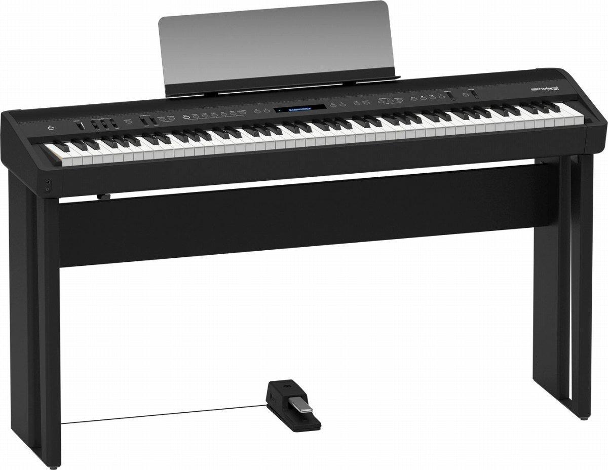 人気TOP Roland BK ローランド/FP-90 BK Roland ブラック【専用スタンドセット! ブラック】 電子ピアノ B01MSH0PYH, 健康美容用品専門店Frontrunner:9ab6a65a --- electromundo.mx