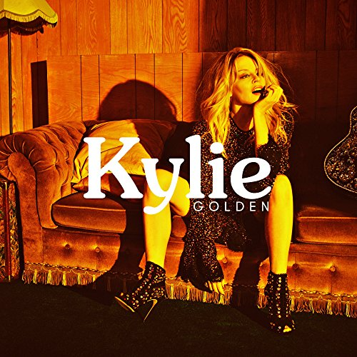 CD : Kylie Minogue - Golden (Deluxe Edition)