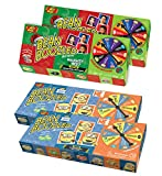 (2 Sets Of 2) Jelly Belly Minion & Naughty/Nice Xmas Bean Boozled Games