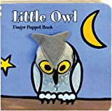 Best Chronicle Books Baby Learning Books - Little Owl: Finger Puppet Book Review