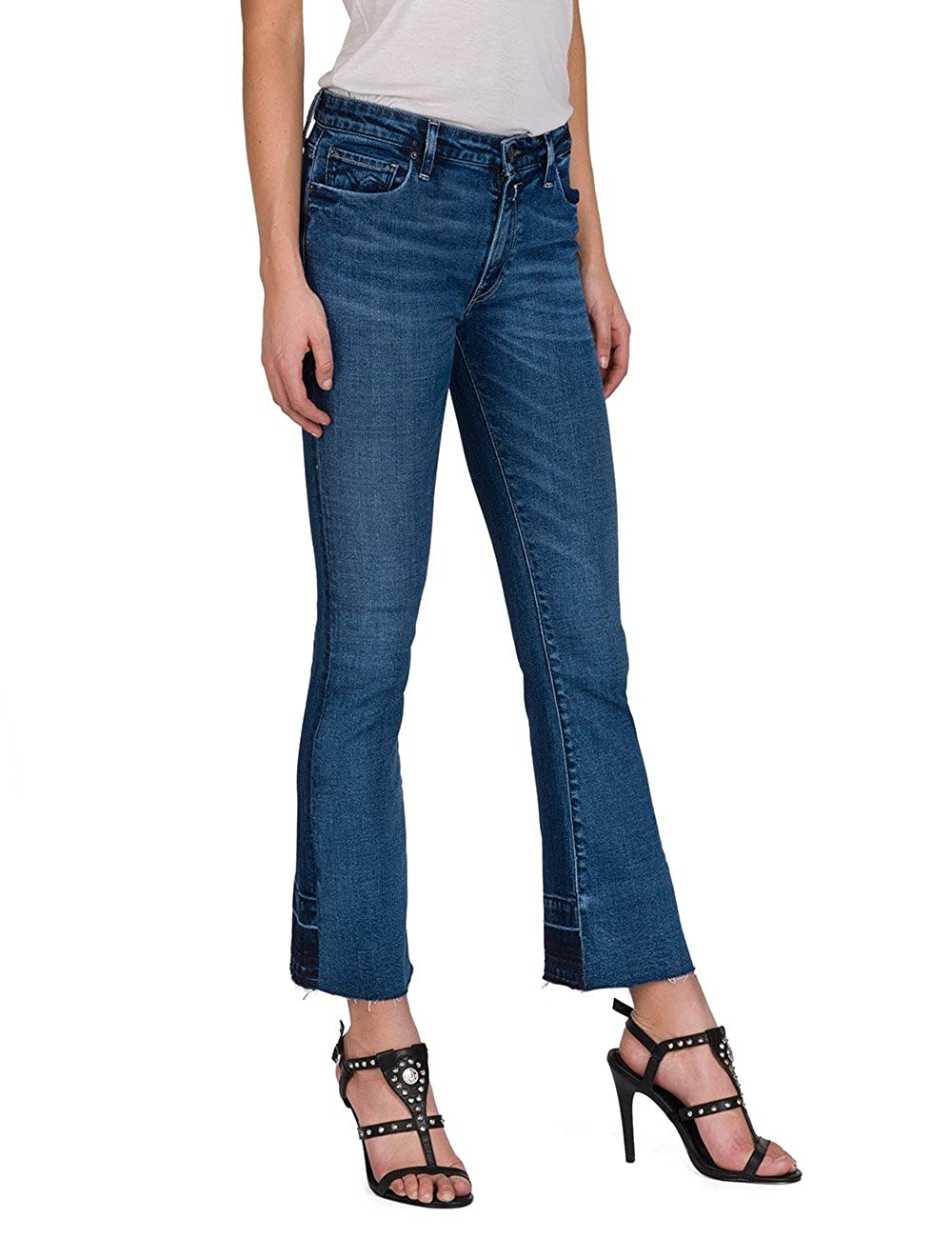 REPLAY Dominiqli, Jeans Bootcut Donna WD646A.000.10233
