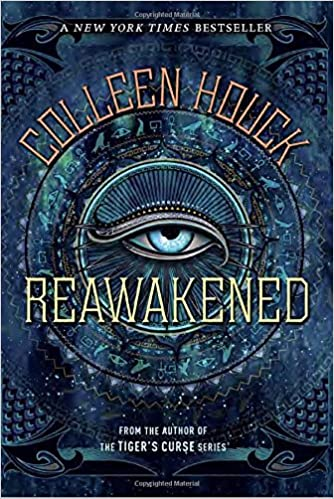 Image result for colleen houck reunited series