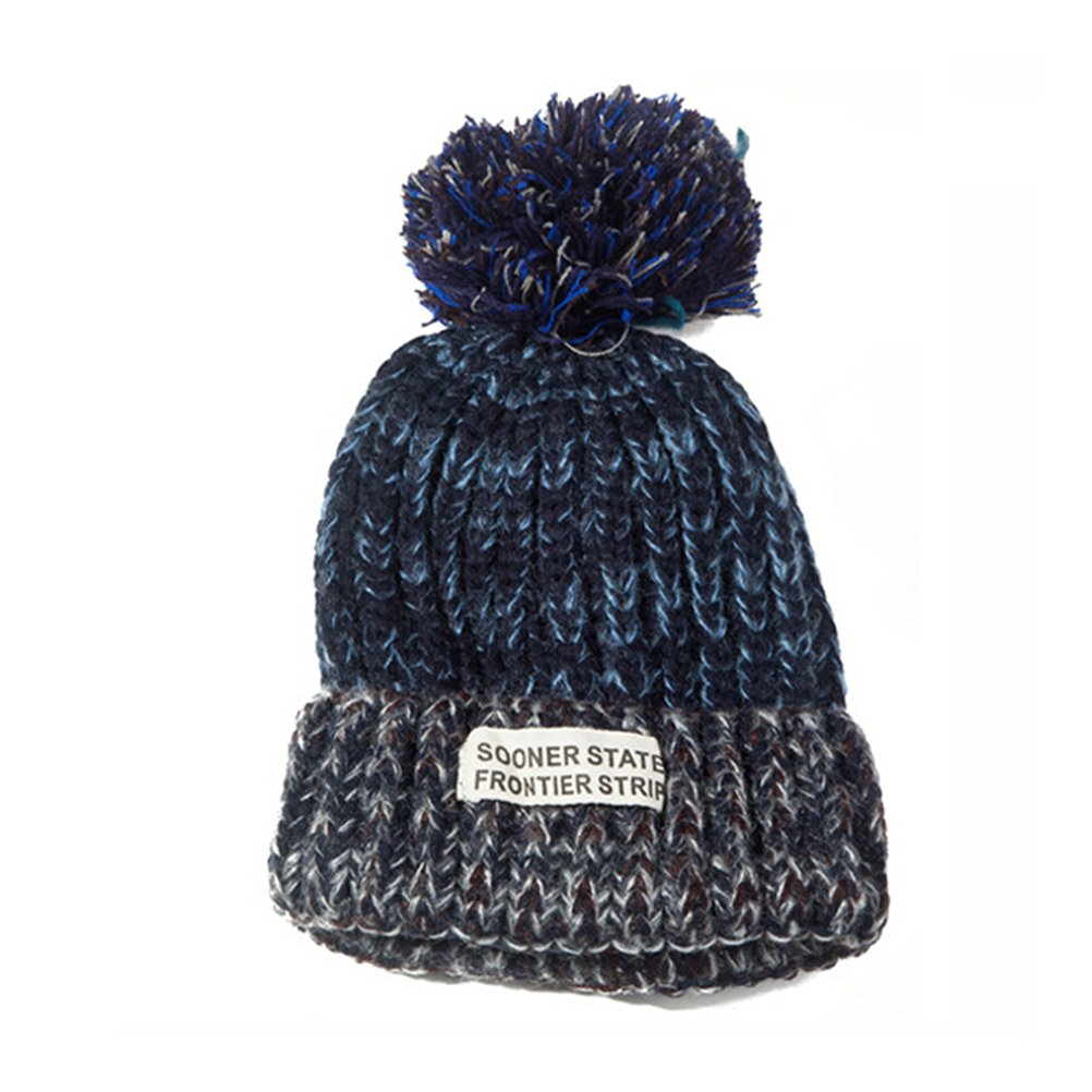 Stylish Women Winter Hats Fashionable Crotchet Knit Beanie Cap Hat Warm for  Women Girls (Navy Color) at Amazon Women s Clothing store  ba13f6e610e6