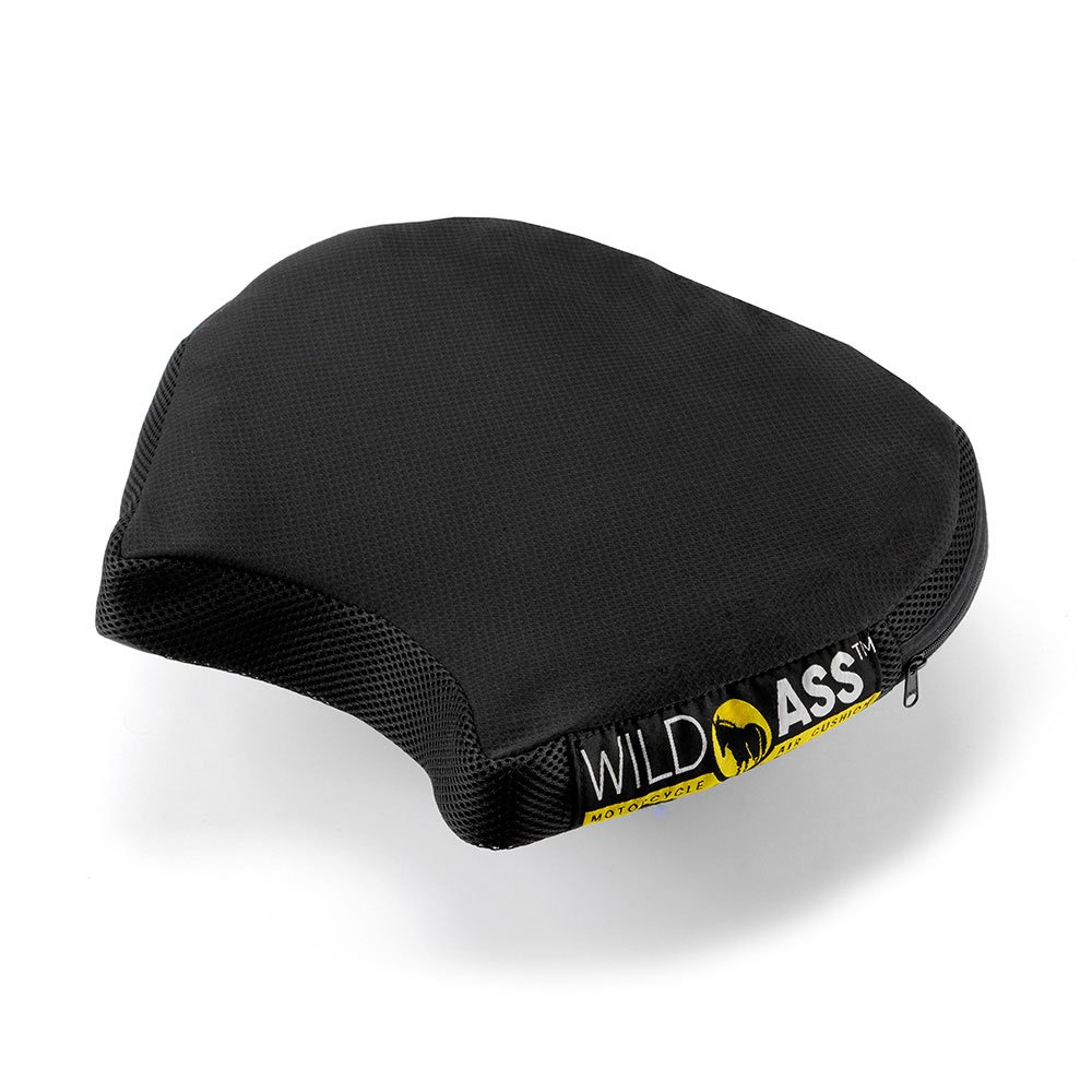 Wild Ass Lite Air Cell Motorcycle Seat Pad Cushion - Smart Fit for Cruisers, Harleys - 14