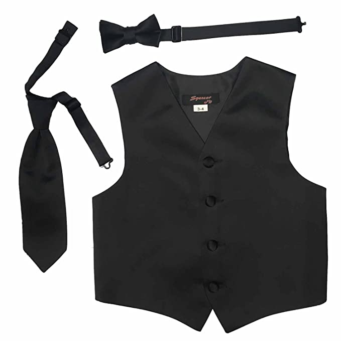 Amazon.com: Spencer Js Boys traje formal de esmoquin ...
