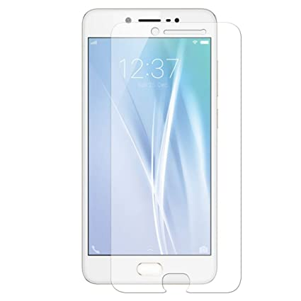 Tempered Glass Screen Protector For Vivo Y53 1606: Amazon in