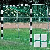 Handballtornetz / Kleinfeld 3,1 x 2,1 m Tiefe oben 0,80 / unten 1,00 m, PP 4 mm ø, grün