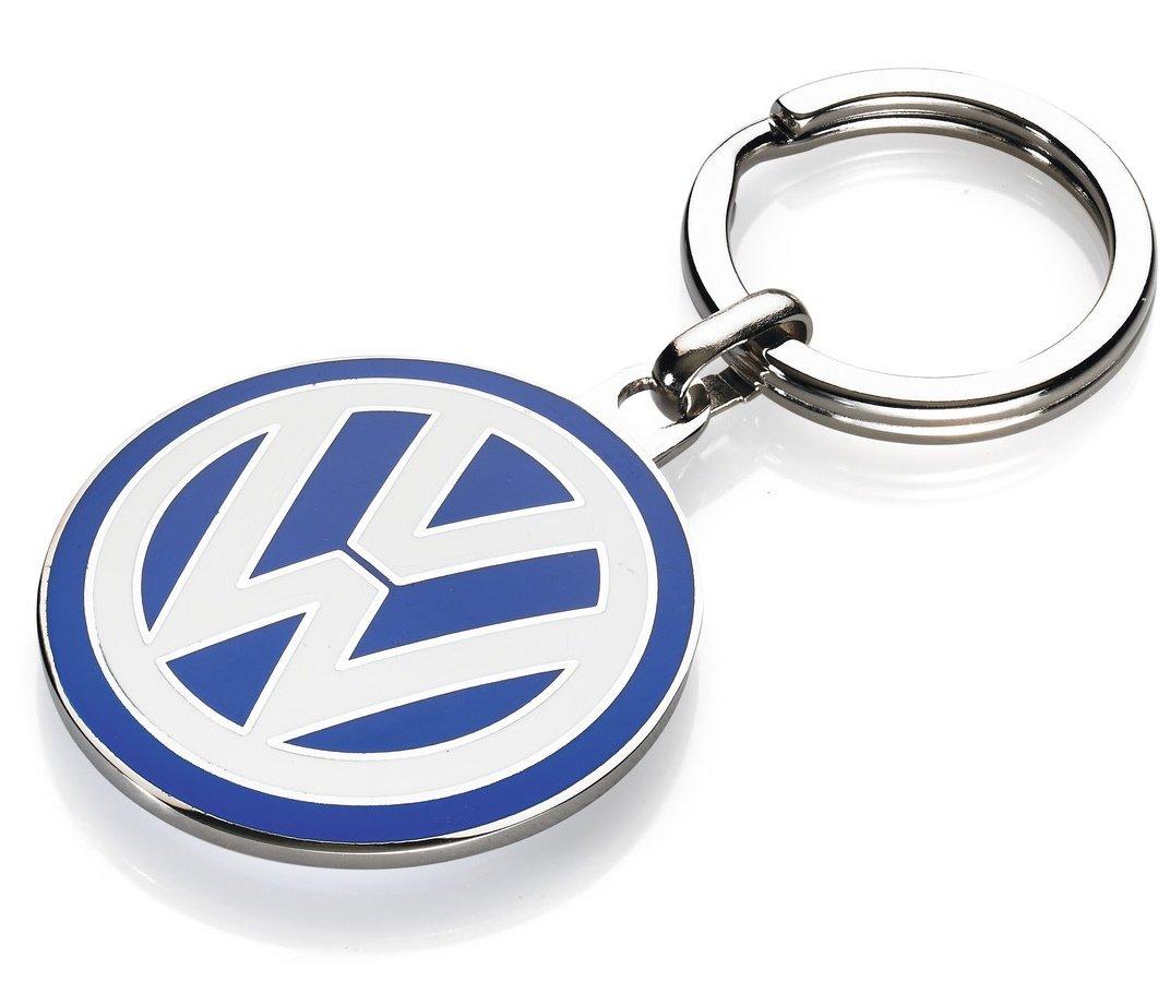 Auté ntica llavero con emblema de Volkswagen 000-087-010C