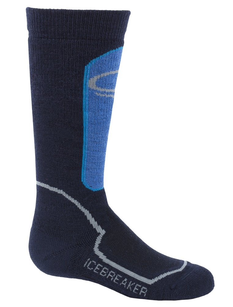Icebreaker Merino Ski Over the Calf Socks, New Zealand Merino Wool IBND04