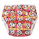 JinoBaby Swim Diaper One Size Swimming Baby for 10-30lbs (Big Panda)