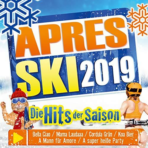 New Apres Ski - Aprés Ski 2019 - Die Hits der Saison, 1 Audio-CD