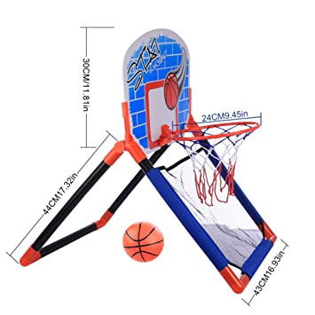 LYH Canasta Baloncesto Infantil Niños Deportes Multifuncional ...