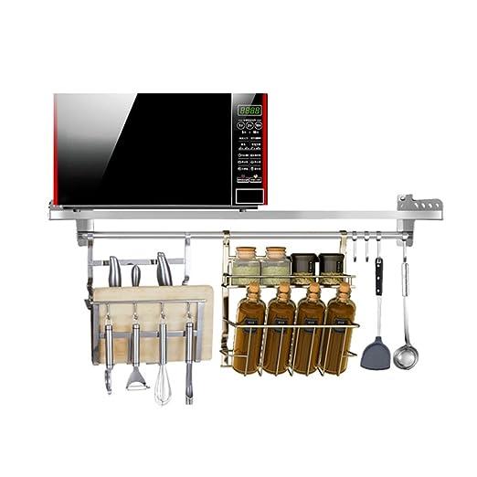 LXJ estante de la cocina Estante de cocina de acero inoxidable ...