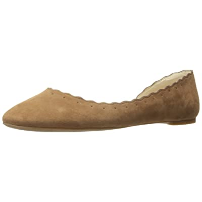NINE WEST Women's Mai Suede Ballet Flat | Flats