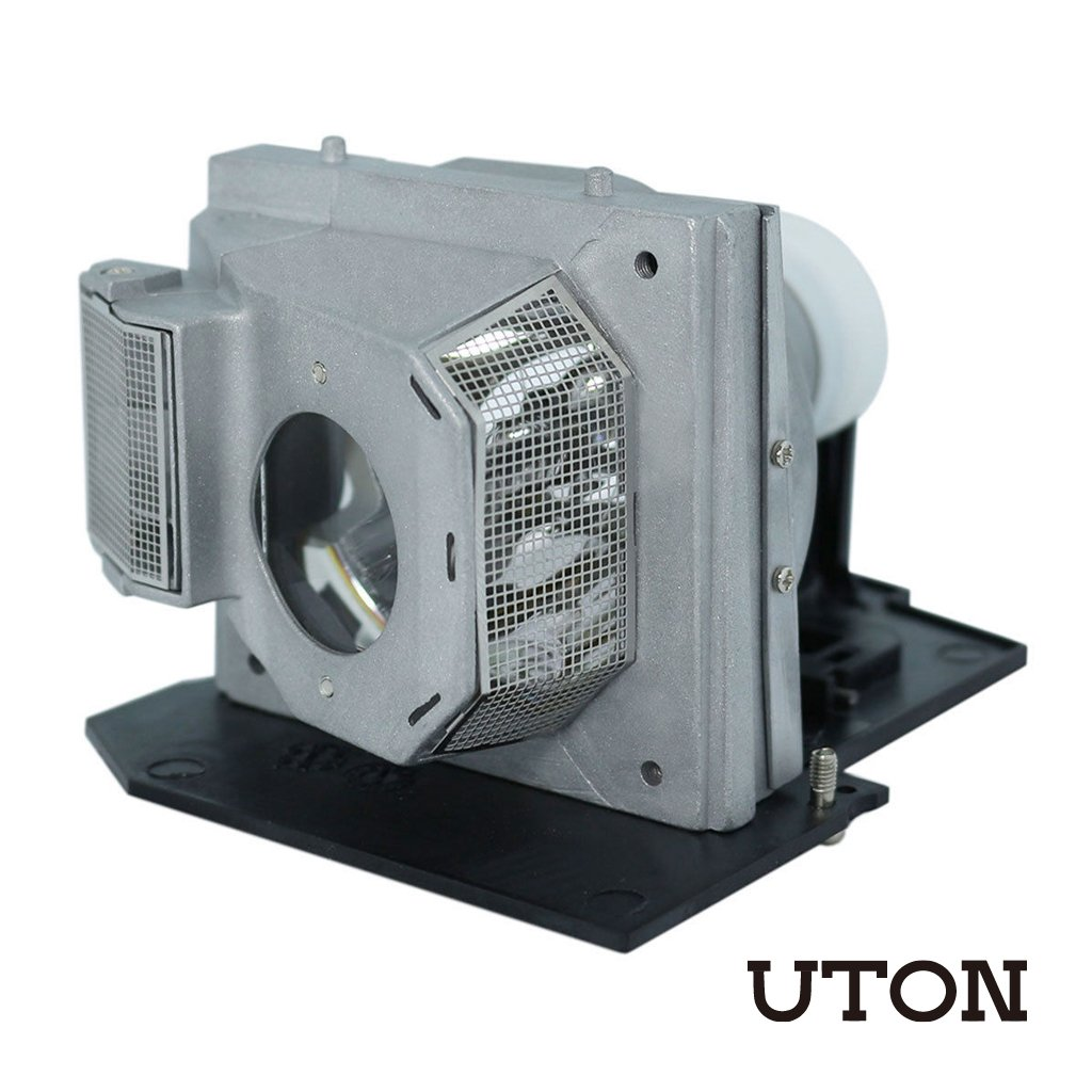 For 5100MP Replacement Bulb with Housing for DELL 5100MP 725-10046 310-6896 N8307 Projector (Uton)