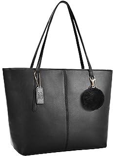 28773cfcf2fd Coofit New Fashion Women s PU Leather Padlock Tote Handbag Ladies ...