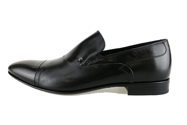 FABI Oxford-shoes / Elegant Man Black Leather AH855 (10,5 US / 43,5 EU)