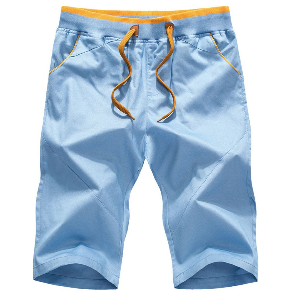 CHIYEEE Swim Trunks Beach Surf Shorts Bañador para Hombre fksh6Z