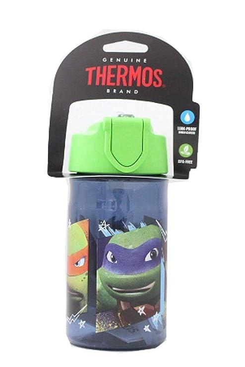 Amazon.com: Teenage Mutant Ninja Turtle Thermos - Botella de ...