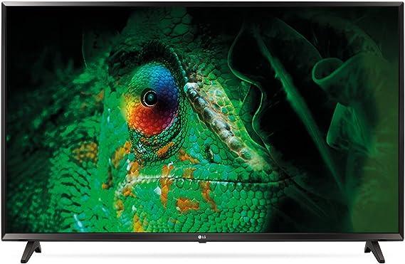 LG 55UJ630V - TV LED UHD 4K de 55 pulgadas (Active HDR, Smart TV ...