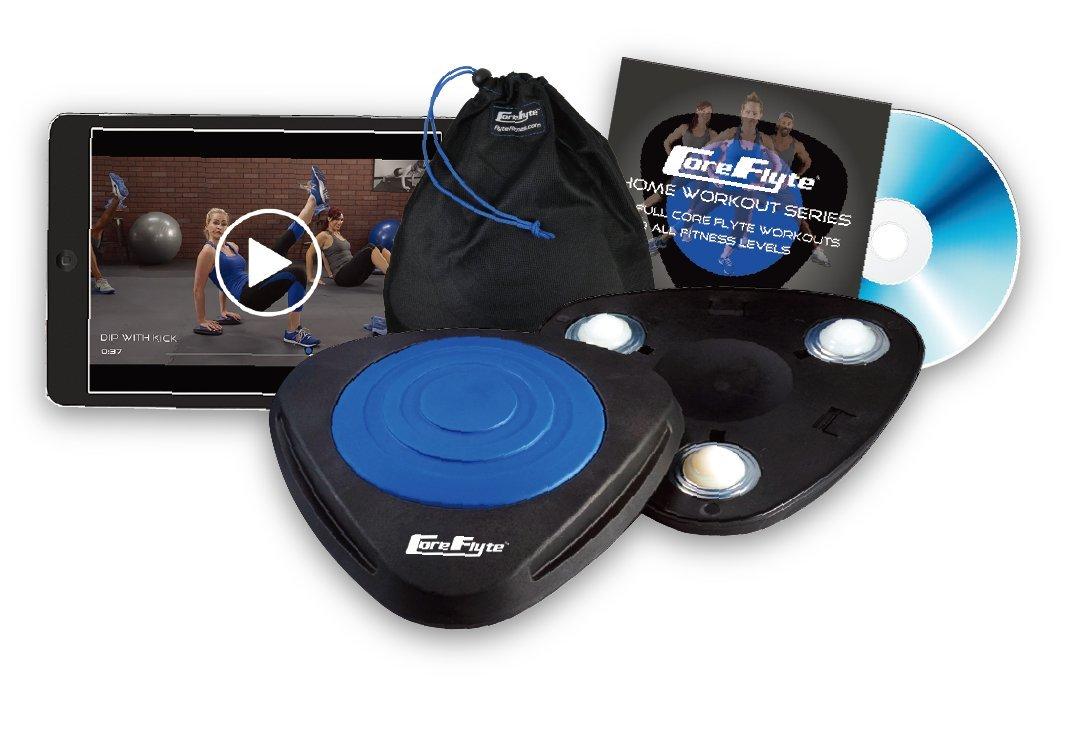 Core Flyte Pro – Intensify Körpergewicht Übungen & hinzufügen Kreativität Ihres Trainings (Paar + Training Guide)