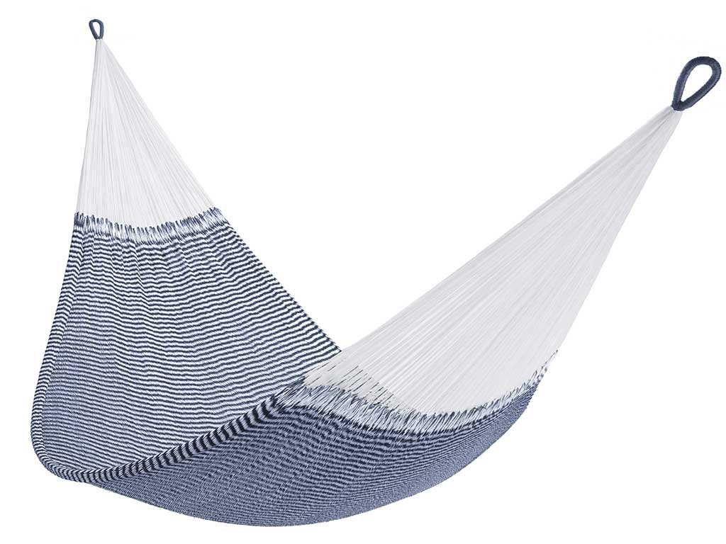 Yellow Leaf Hammocks TJ-Vineyard-Haven Eco-Luxe 100% Handwoven + Portable Outdoor Signature 1-2 People Weathersafe Camping, Backyard, Deck/Patio, or Indoor-Use Hammock, Classic Double - 100% hand-woven with over 3.5 miles of yarn Maximum Capacity: 400 lbs Optimal Hanging Distance: 9-12 ft - patio-furniture, patio, hammocks - 61vMWhsTafL -