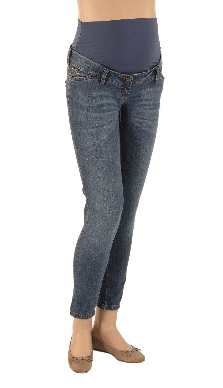 Christoff - hip & bequem die Designer-Jeans Basel mit aktueller Knöchellänge 192-91, 34, stone wash
