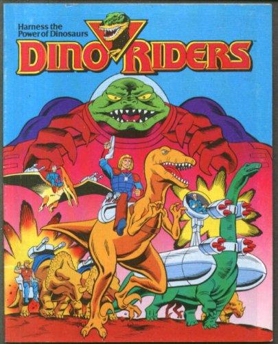 tyco-dinoriders-miniature-comic-book-1987