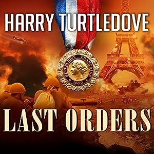 Last Orders Audiobook