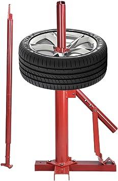 Professional Motorcycle Tire Changer Tool/&Bead Breaker Portable Steel Garage