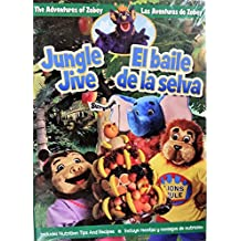 Jungle Jive / El Baile dela Selva English/Spanish DVD - The Adventures of Zobey