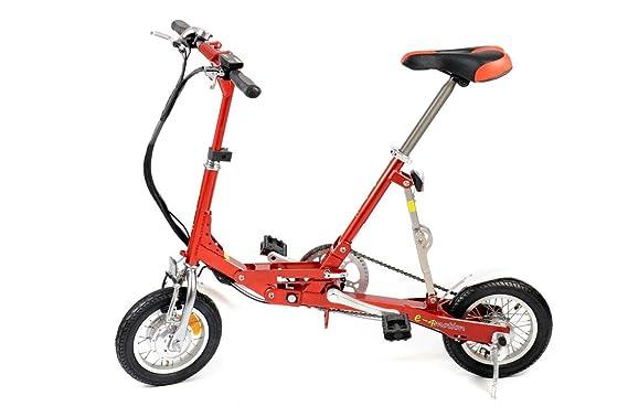 e-4motion e4m001 - Bicicleta eléctrica, color negro: Amazon.es: Deportes y aire libre
