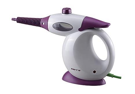 Amazon.com: Sienna Steam Birdie limpiador de vapor de mano ...