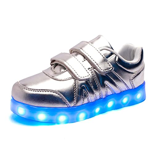 zapatillas led de colores tenis de led deportivas de luces zapatilla luces: Amazon.es: Zapatos y complementos