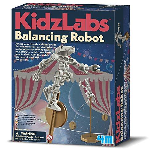 4M KidzLabs Balancing Robot Building product image