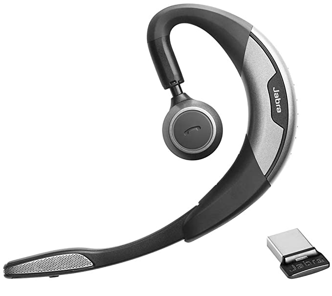 2 opinioni per Jabra Motion UC Cuffie Vivavoce Bluetooth Wireless con Adattatore Bluetooth USB