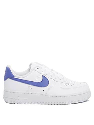 Nike Schuhe Damen Sneaker 315115 151 Air Force 1 07 SE Weiss White Women