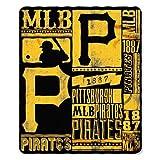 Pittsburgh Pirates 50x60 Fleece Blanket - Strength Design