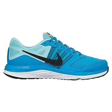 brand new 0cbea 4aecb Nike WMNS Dual Fusion X Chaussures de Course pour Femmes Bleu 709501 403,  Taille