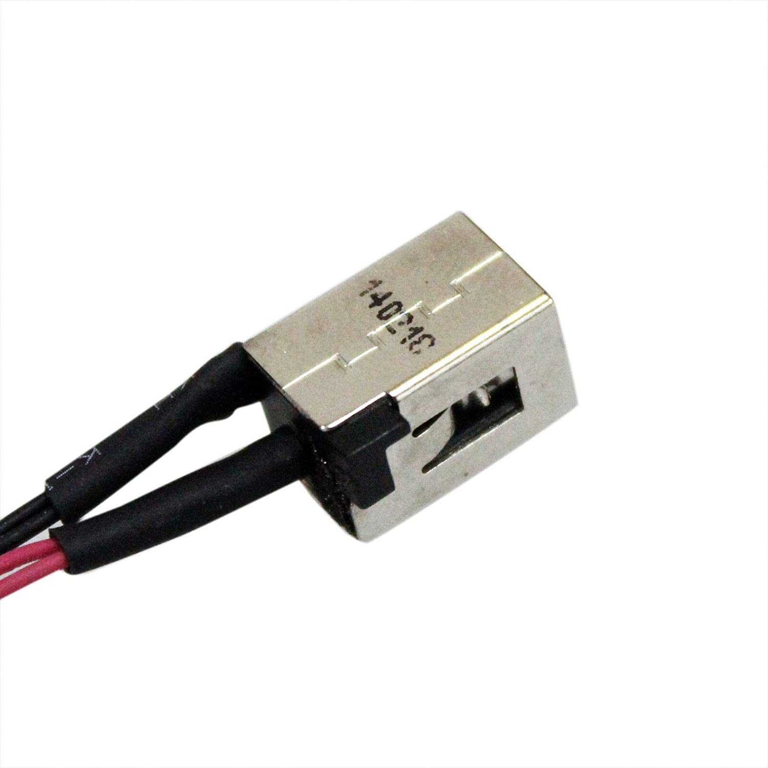 10pcs GinTai DC Power Jack with Cable Socket Plug Port Replacement for Toshiba Satellite CB35 CB30 Series